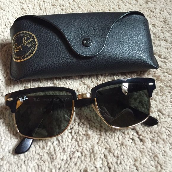 how to clean ray ban polarized sunglasses