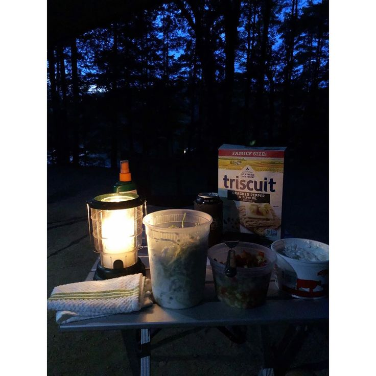 NO COOK NIGHT - Sometimes I can't find the camp cook to ...