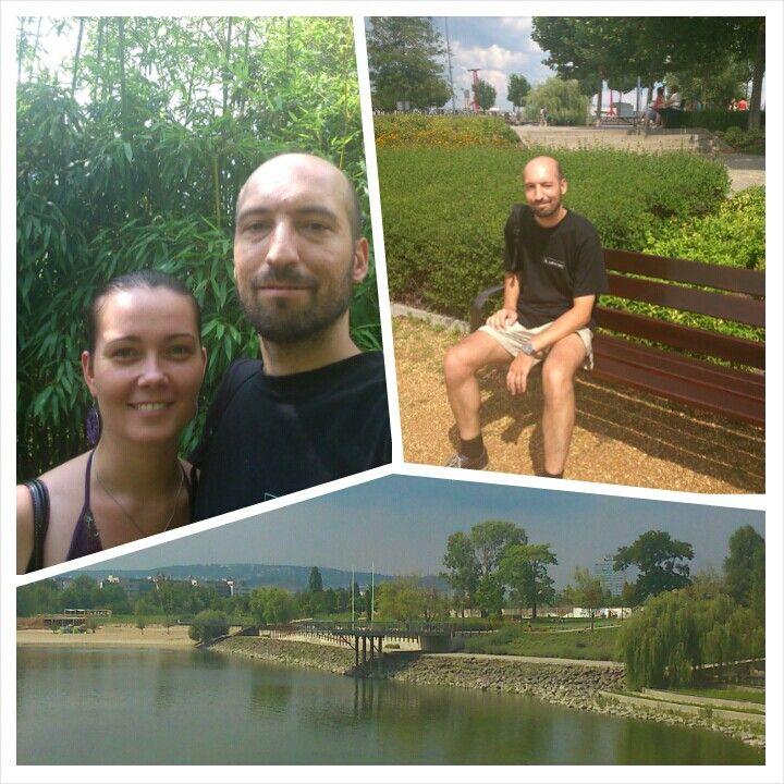 Délutáni inspiráló séta a Kopaszi gáton... http://www.reikitanarok.hu/