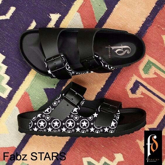 New design from fabianz factory  Fabz Stars Size 39 -43 Sintetic leather printing  For order:  bbm 5C7C9376 WA : 082111649988