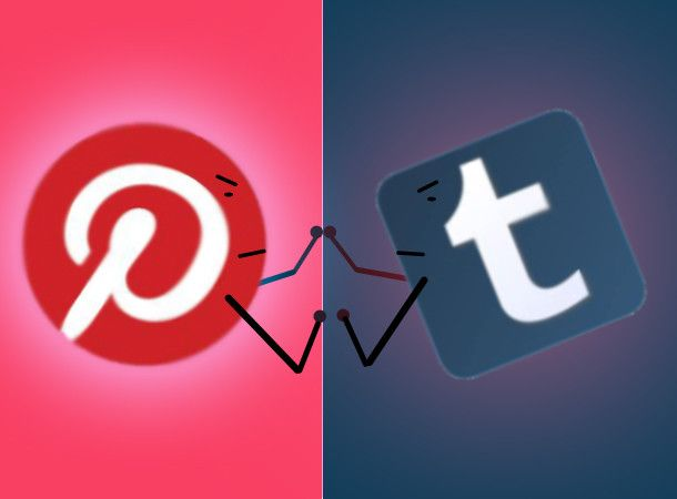 #Pinterest vs #Tumblr: dove pubblicare i tuoi #contenuti visivi? | Pinterestitaly
