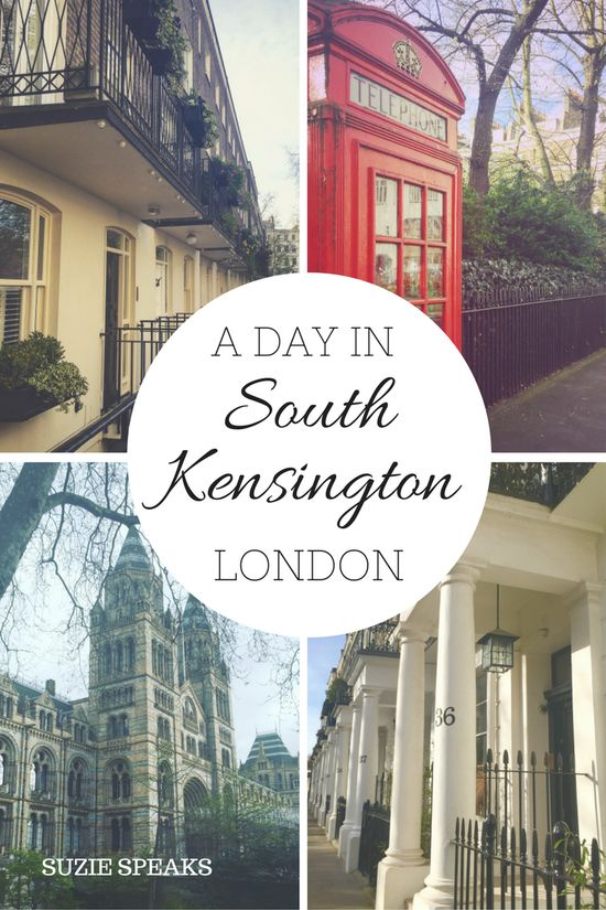 A day in South Kensington, the Natural History Museum and the Victoria and Albert Museum, London