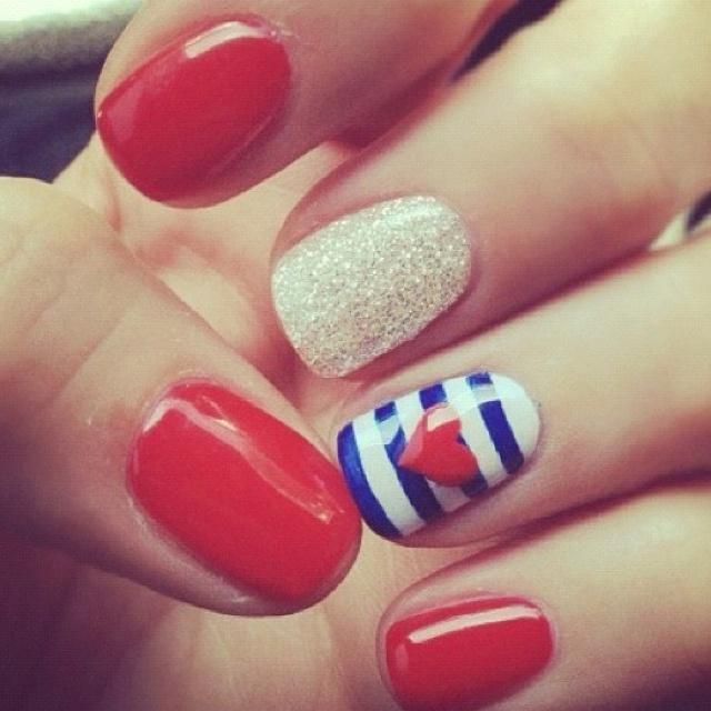 nautical! patriotic!