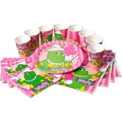 Dorothy the Dinosaur Party Pack