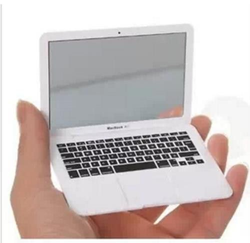 Mini mac makeup mirror for mirror Apple notebook macbook air apple computer portable Creative mirror