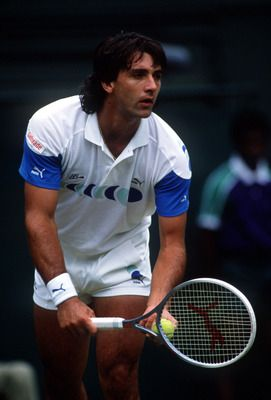 Slobodan Živojinović Jugoslavien Atp Tennis
