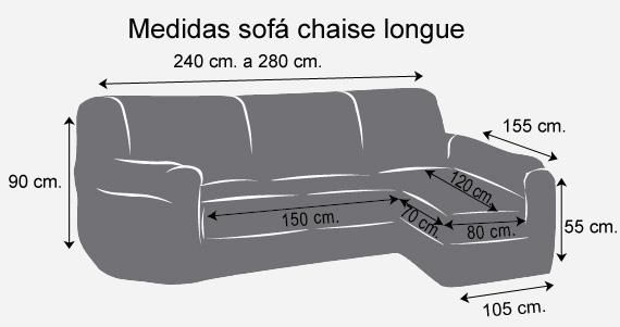 17 mejores ideas sobre sofa chaise longue en pinterest chaise longue design chaise longue - Fundas de sillones a medida ...