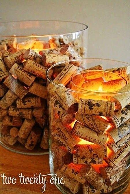 Creative Christmas Candles Decoration Ideas #Christmas #Candles  #Candleholders www.loveitsomuch.com