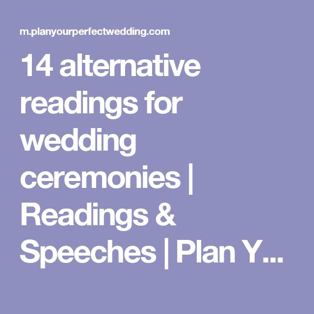 Alternative Wedding Songs: 17 Best Ideas About Wedding Ceremony Readings On Pinterest