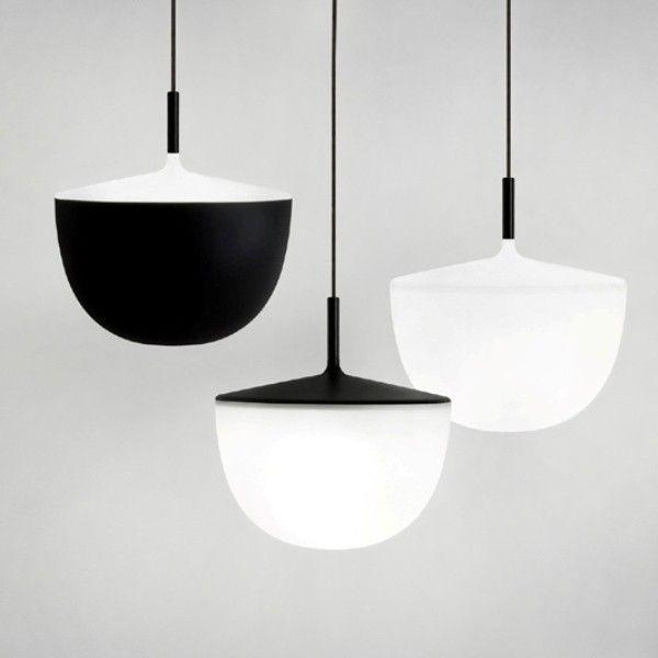 suspension cheshire noir  #FontanaArte #pendentes #luminarias #lightingdesign #LightDesignExporlux