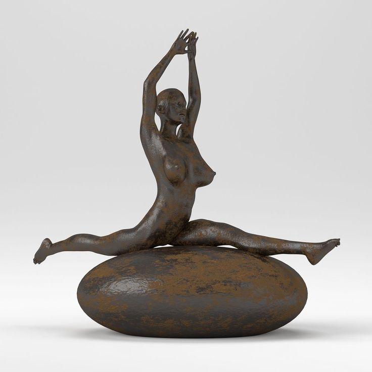 Ballet on the Pebble by Vítězslav Koneval