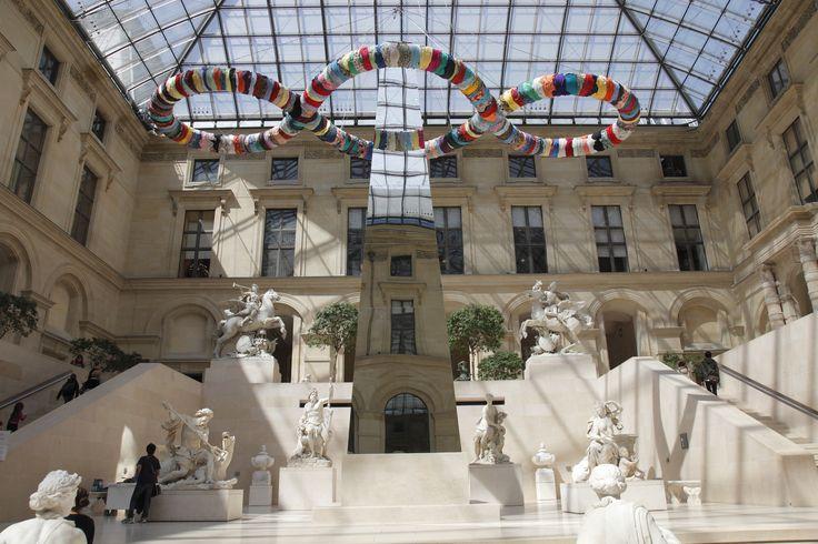Pistoletto Louvre #visual_roots #AccademiaAperta #FondPeruzzo #Weprintheguide #Brera #Milan