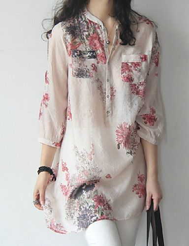 Crazy Summer Sale, July 19-25: Up To 90% Off! Use code SUMMER20 for an extra discount when you spend $180+. Get this floral tunic top for $6.79 during the sale.