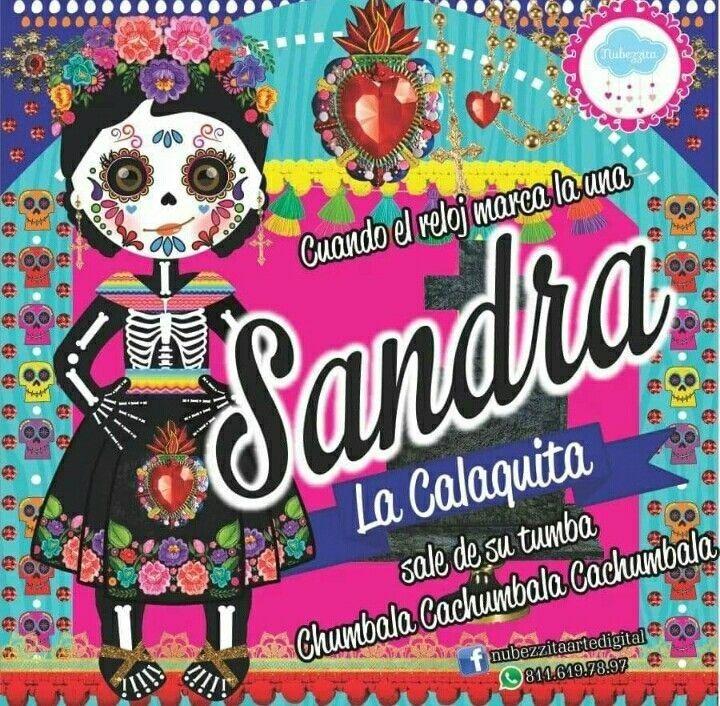Pin By Laura Meixueiro Vigil On Catrínes Y Catrinas Con Nombre Halloween Book Cover Comic Book Cover