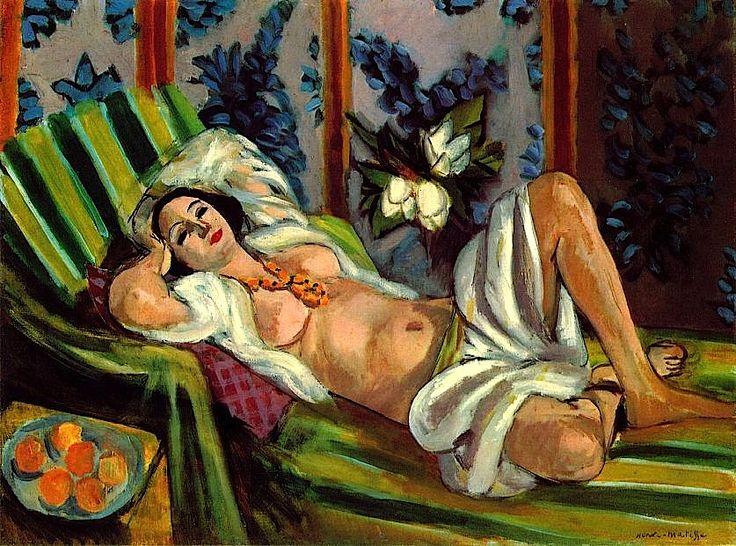 Henri Matisse - Magnolias