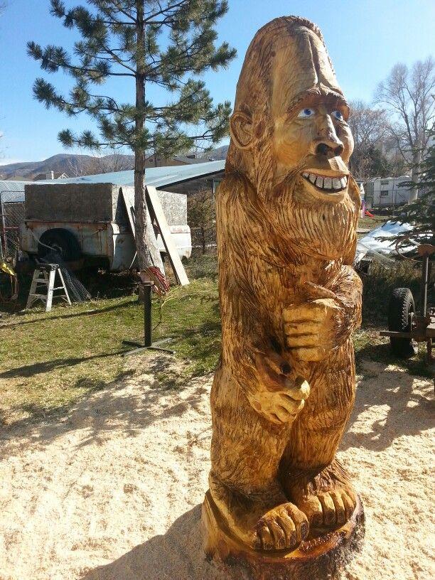 Besten chainsaw sculptures bilder auf pinterest