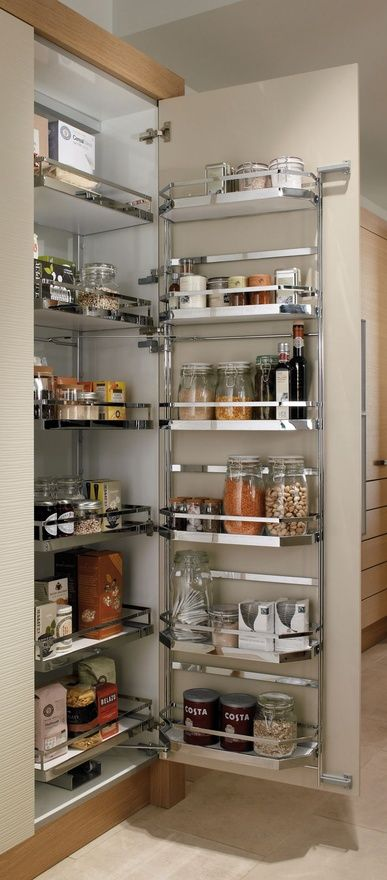 PERFECT! Need to do this in my pantry--its the same exact layout.