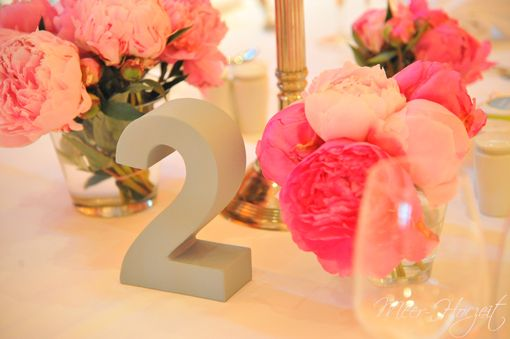 Tischdeko Hochzeit K+P (Foto: www.meer-hochzeit.de)