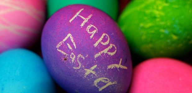Easter Weekend in Parry Sound - restaurants are opening, and there are eggs to be found!