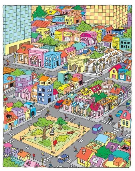 Beschrijf de stad Describe esta ciudad!!!