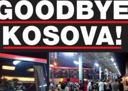 KOSOVO: La grande fuga, dalla guerra all'asilo per povertà