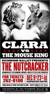 nutcracker ballet ticket invitation - Google Search