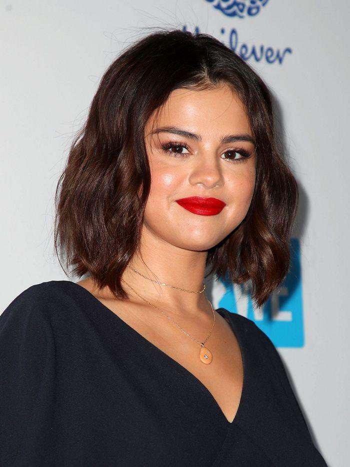 Selena Gomez At We Day California In Los Angeles April 2018