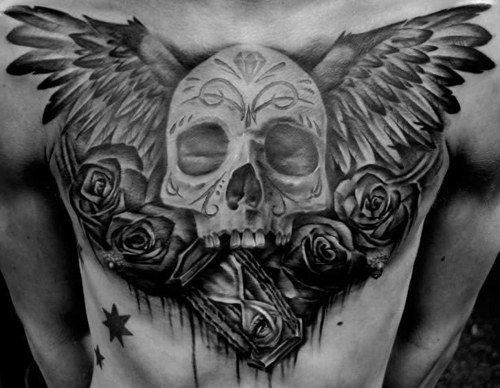 Benjamin Laukis Tattoo Artwork 2