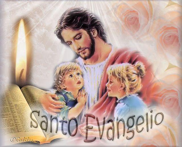 SANTORAL CATOLICO: MEDITACIÓN Y EL EVANGELIO DE HOY DOMINGO 5 DE JUNI...