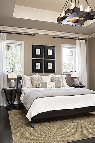 Wow! I should open up a new board just for the master bedroom ideas!