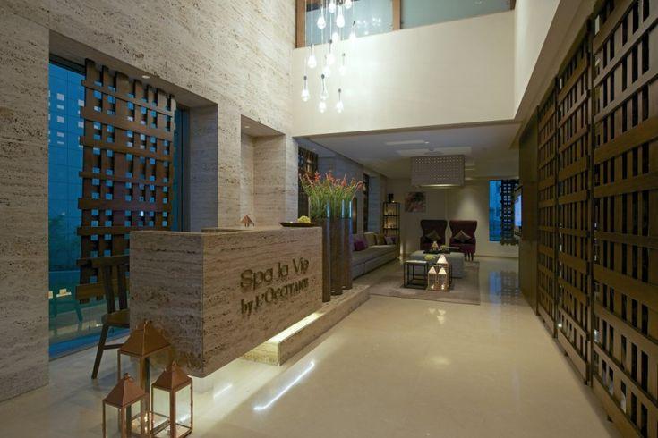 Charming Luxury Day Spa Design By KdnD Studio LLP Modern Design Ideas Lu0027Octaine |  047 Spa | Pinterest | Spa Design, Spa And Modern