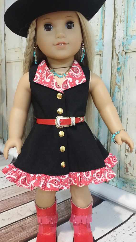 I'm a Little Bit Country by TrendyWendysETC. Made using the Topsy Turvy pattern, found here http://www.pixiefaire.com/collections/little-miss-muffett/products/topsy-turvy-18-doll-clothes. #pixiefaire #topsyturvy