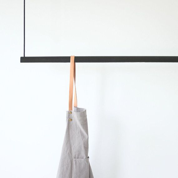 Hanging Clothes Rack Ceiling Mounted Hanging Clothes Rack
