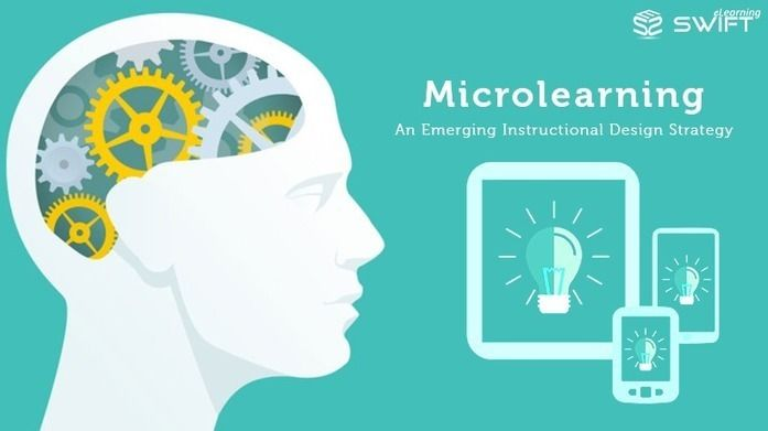 Microlearning best Instructional Design strategy in eLearning http://sco.lt/...