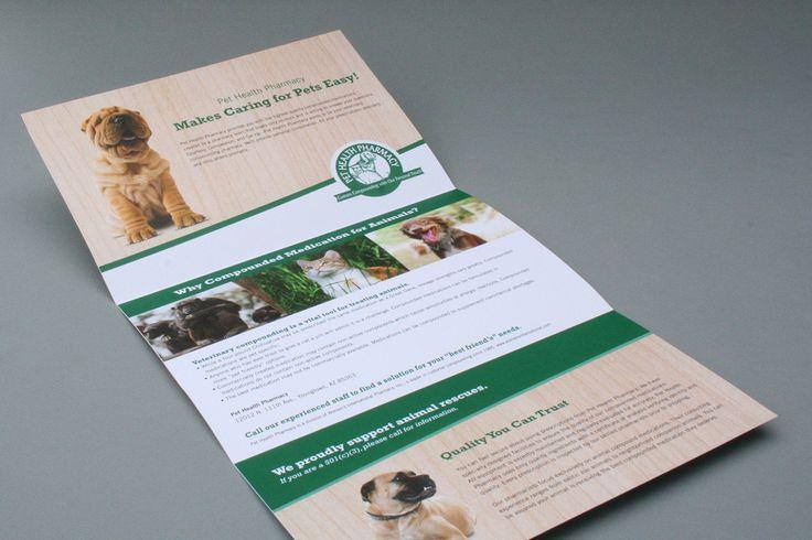 40 best top pharmacy brochure designs images on pinterest for Pharmacy brochure template