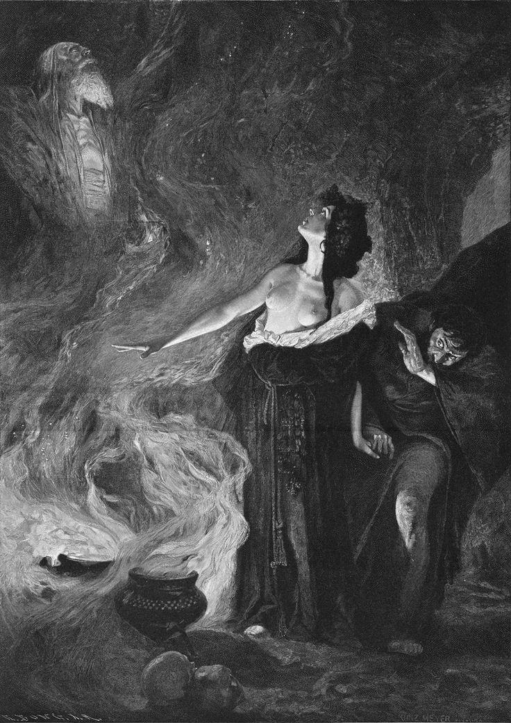 Die Hexe von Endor - Kunz Meyer-Waldeck