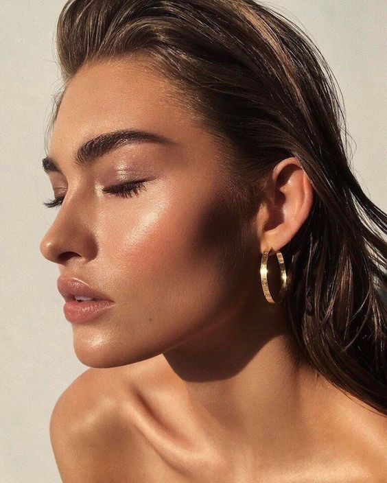 Charlotte Tilbury has perfected many things in the beauty game, and her Golden Goddess look is one of them. Combining a glowing complexion with plenty of bronzer, master this make-up to see you through everything from nights out with the girls to balmy evenings by the beach. Stock up on Charlotte's cult beauty range, available at John Lewis, and follow these handy tips for the only look you'll need this summer…