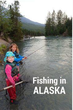 Get Hooked on Salmon Fishing in Alaska - Traveling Mom