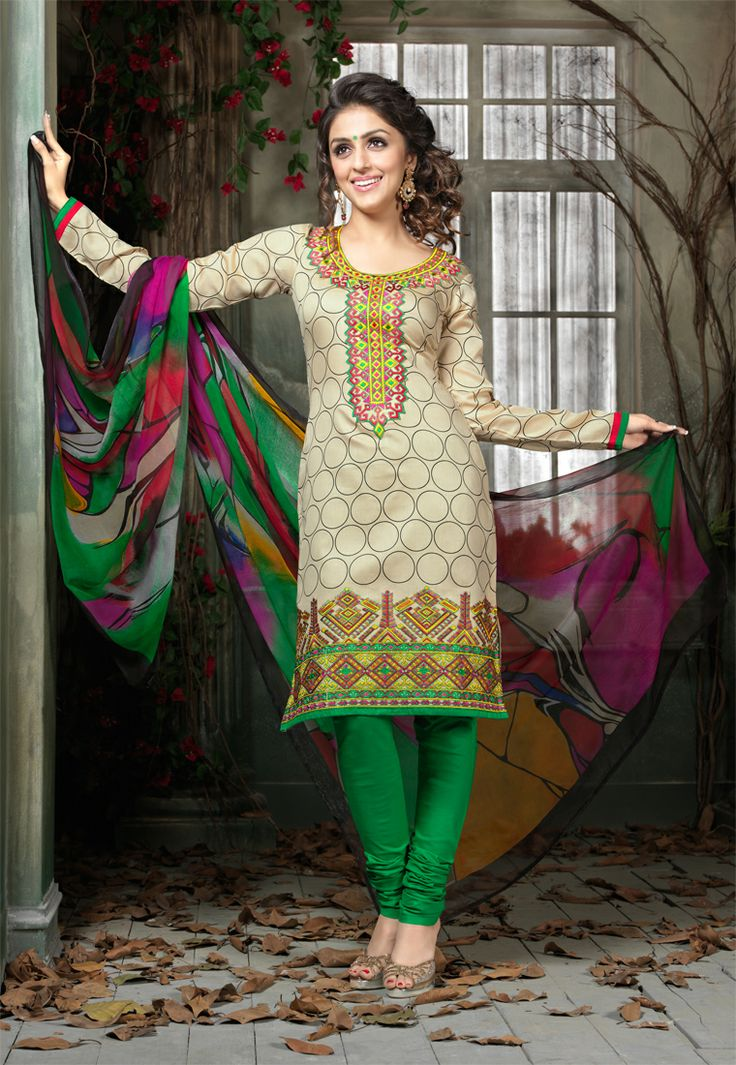 Sweet New Awesome Wonderful Style Bollywood Fully Embroidery Designer Border Online Salwar Suit