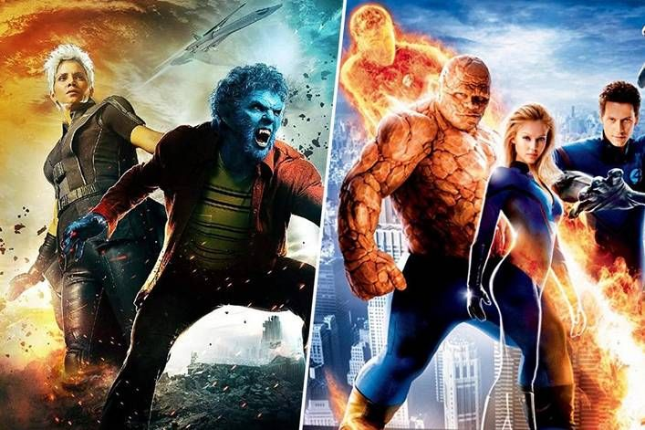 Which Team Are You More Excited About Joining The Mcu X Men Or Fantastic Four In 2020 Marvel Cinematic Marvel Cinematic Universe Fantastic Four