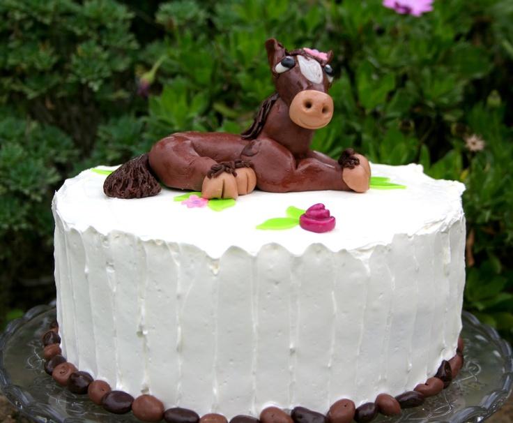 Horse Cake BrowniesHorse Cake7th BirthdayBirthday CakeBirthday Party IdeasCelebration CakesChildrens PartyFood
