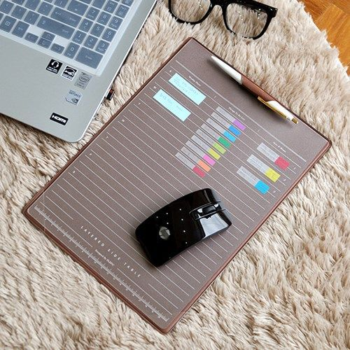 Office Mouse Mat Office Accessories Organizer Desk Stationery Items Holder Office Supplies