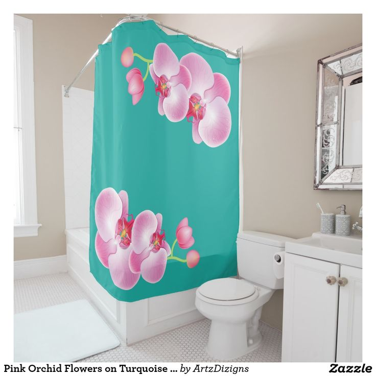 Best 25+ Turquoise Shower Curtains Ideas On Pinterest