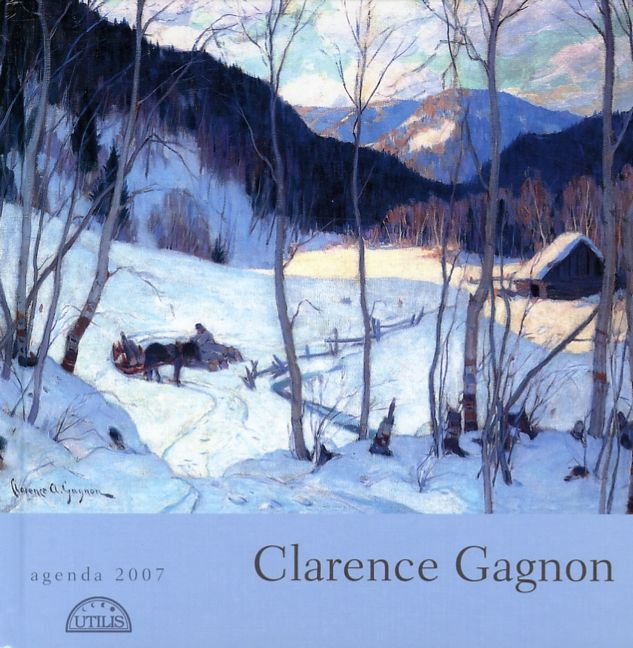 Clarence Gagnon Prints | Agrandir l'image Follow the biggest painting board on Pinterest: www.pinterest.com/atelierbeauvoir