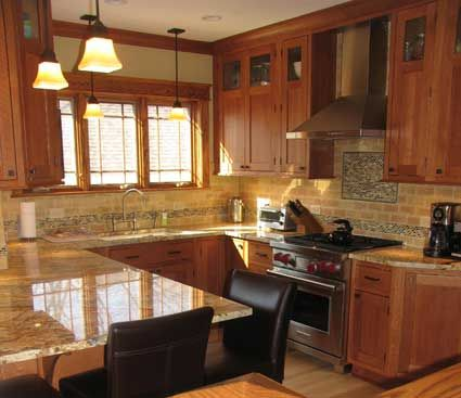 kitchen remodel in chicago il designed by cabinet style