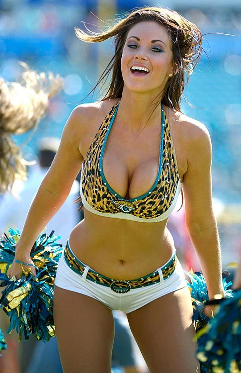NFL Cheerleader Spirit!