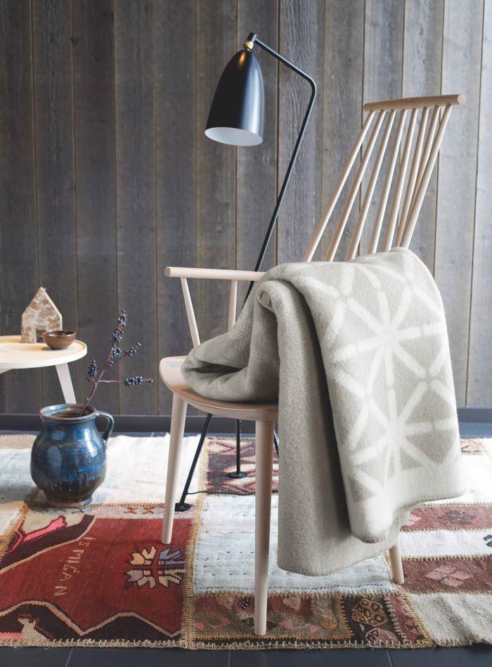 Bloesem Living | Røros Tweed blankets