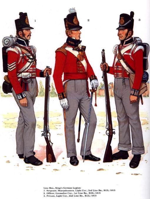 10 полков, каковые... (British Army) - Терции и катрены