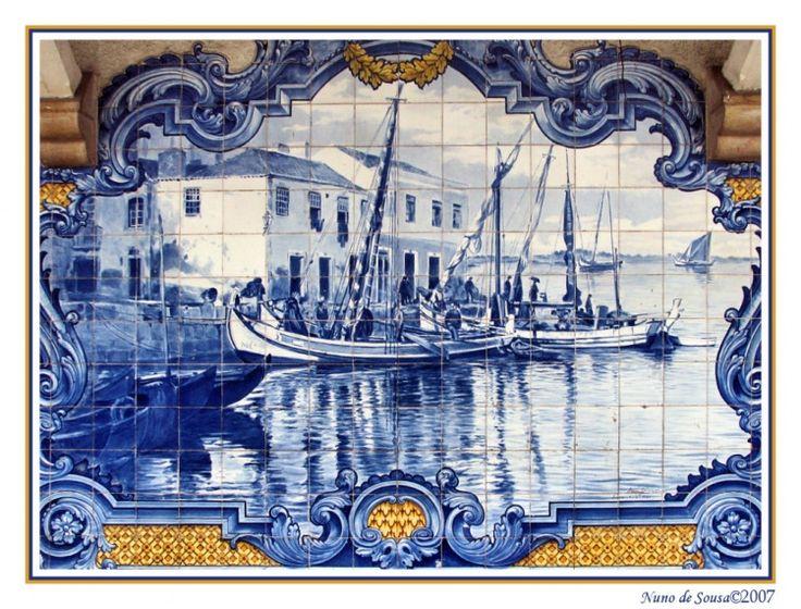 17 melhores ideias sobre azulejos portugueses no pinterest for Azulejos para entradas