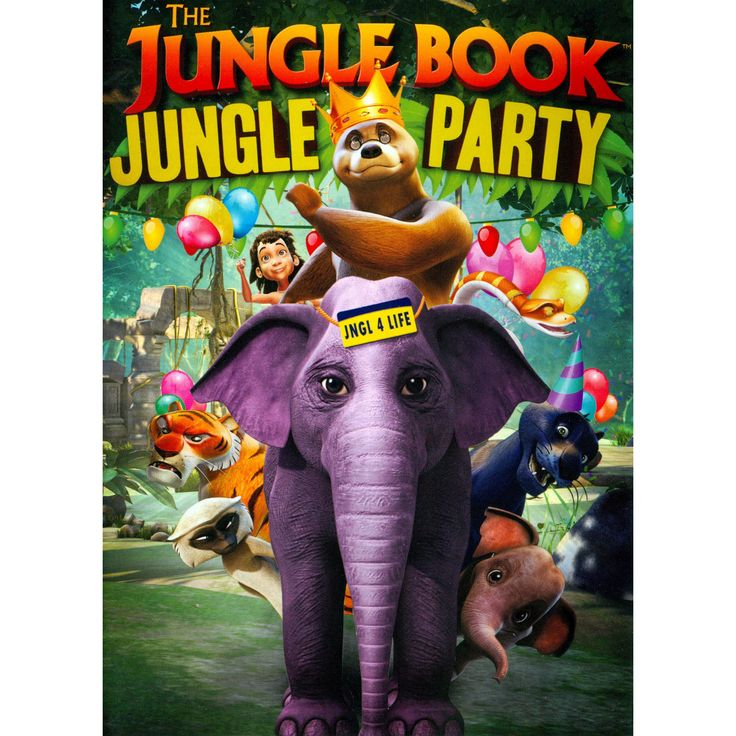 25 unique jungle book party ideas on pinterest jungle party jungle bookjungle party dvd ccuart Gallery